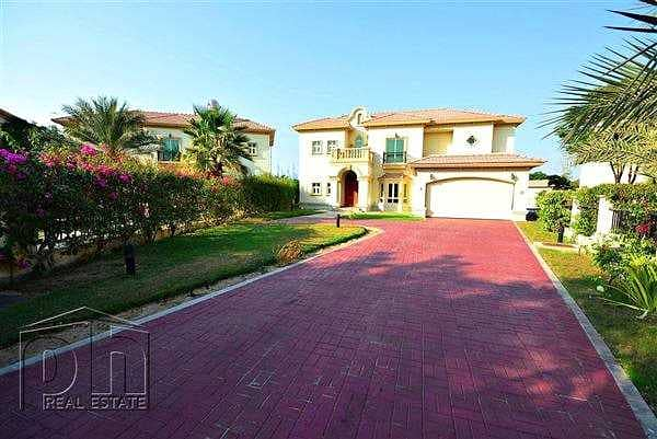 2 Immaculate | Rented | Lake view | European Cluster