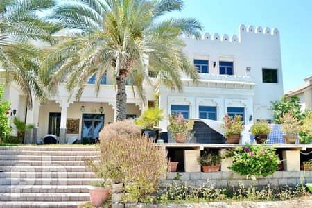 فیلا 6 غرف نوم للايجار في نخلة جميرا، دبي - Fully Furnished   Available Now   Great Location