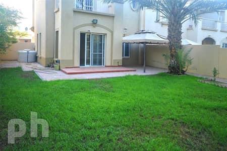 فیلا 3 غرف نوم للايجار في الينابيع، دبي - Available July | Type 3E | Great location