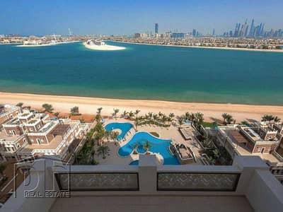 بنتهاوس 5 غرف نوم للايجار في نخلة جميرا، دبي - Penthouse|Newly Refurbished|Available Now