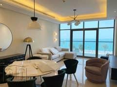 شقة في ذا 8 ذا كريسنت نخلة جميرا 1 غرف 180000 درهم - 4973837
