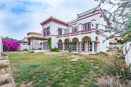 4 Bedroom Villa for Rent in The Villa, Dubai - Cordoba 4BR w/Study|Brand New AC|Park View