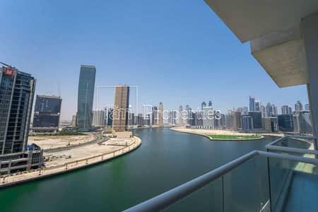 شقة 2 غرفة نوم للبيع في الخليج التجاري، دبي - Canal View   Tower A   Corner 2BR