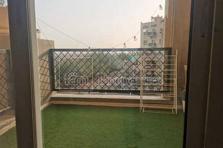 شقة 2 غرفة نوم للايجار في رمرام، دبي - well maintain apartment with nice leyout