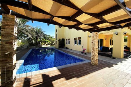 فیلا 3 غرف نوم للايجار في جميرا بارك، دبي - Corner Unit | Private Pool |  3 Bedrooms