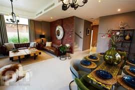 فیلا في ذا فيلد داماك هيلز (أكويا من داماك) 6 غرف 4500000 درهم - 5264605