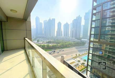 فلیٹ 1 غرفة نوم للبيع في وسط مدينة دبي، دبي - Spacious 1BR | High Floor | Fitted Kitchen