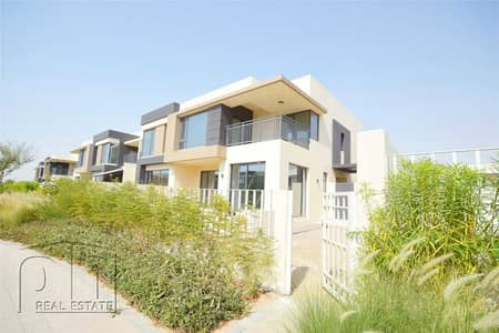 5 Bedroom Townhouse for Sale in Dubai Hills Estate, Dubai - Backing Park   Best Location   Single Row