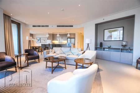 فلیٹ 3 غرف نوم للايجار في وسط مدينة دبي، دبي - View Today   Excellent Layout   Low Floor