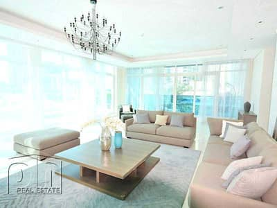 فیلا 5 غرف نوم للايجار في دبي مارينا، دبي - Luxury Villa | 360 Marina View | Available
