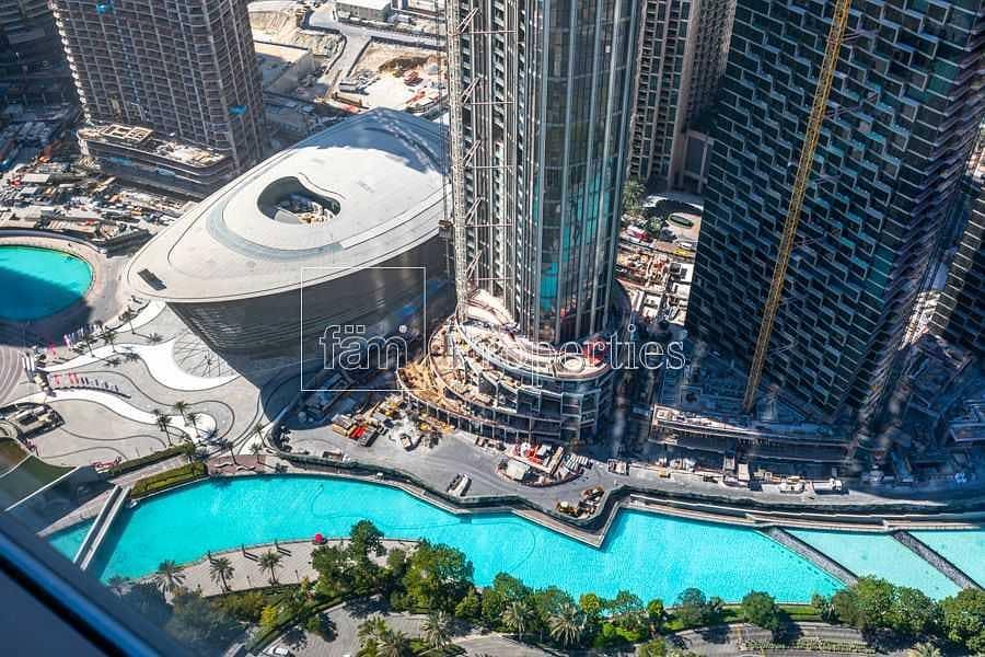 2 1BR Apartment   Opera and Lake View   Burj Khalifa
