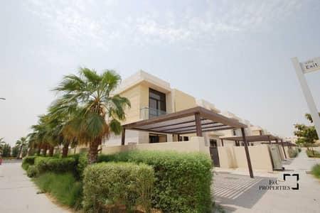 تاون هاوس 3 غرف نوم للايجار في داماك هيلز (أكويا من داماك)، دبي - Best price | Corner Townhouse | 3 bed + maid