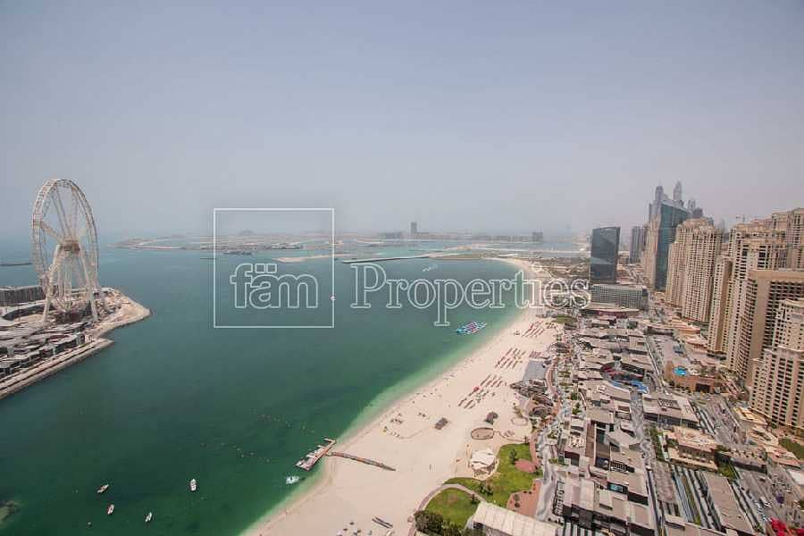 2BR+Maids | Fully Furnished | Al  Bateen Residence