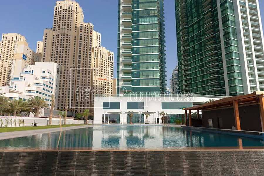 2 2BR+Maids | Fully Furnished | Al  Bateen Residence