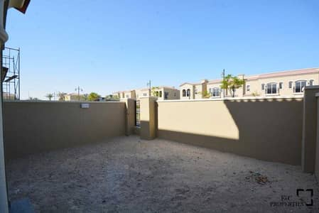 2 Bedroom Townhouse for Sale in Serena, Dubai - Single Row    2BR+Maids   Brand New  Single Row