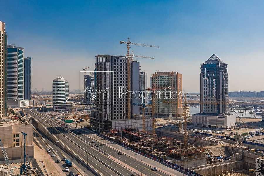 2 High-floor apt with stunning Burj Dubai
