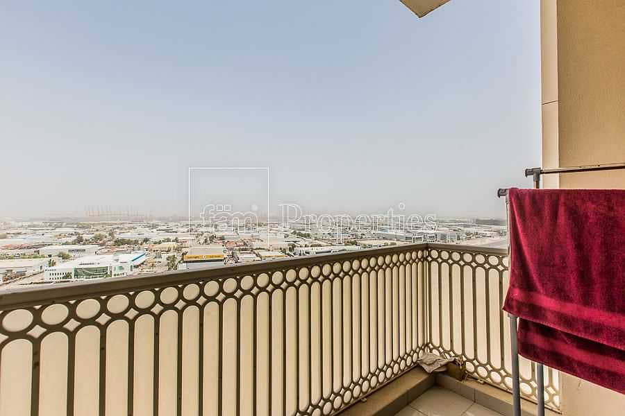 2 1BR Aprtment | Furnished  Suburbia Tower A