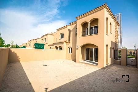3 Bedroom Townhouse for Rent in Serena, Dubai - Corner Unit | Type B | Single Row | Vacant Soon