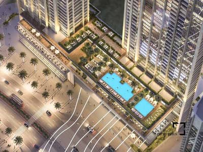2 Bedroom Apartment for Sale in Downtown Dubai, Dubai - Better offer in T1   Amazing view   Higher floor