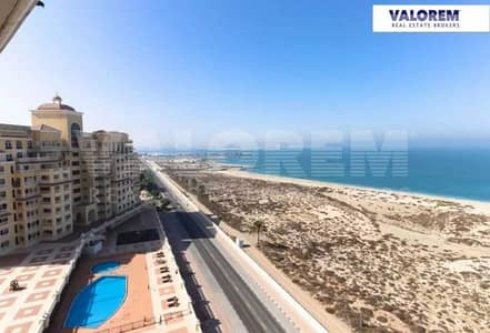 1 Bedroom Flat for Rent in Al Hamra Village, Ras Al Khaimah - Full Sea View - Spacious Unit - Ready to move into