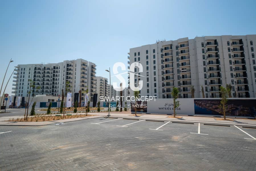 Waterfront Living | Close To Yas Park | Book Now