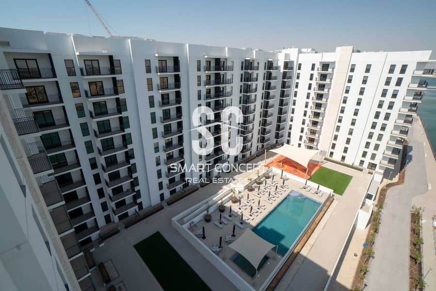 10 Vacant | Full Canal View | Brand New Unit