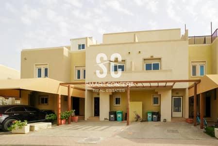 فیلا 3 غرف نوم للبيع في الريف، أبوظبي - Reduced Price | Prime Location | Huge Terrace