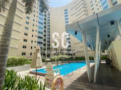 شقة في الرحبة 2 الرحبة المنيرة شاطئ الراحة 3 غرف 140000 درهم - 5240196
