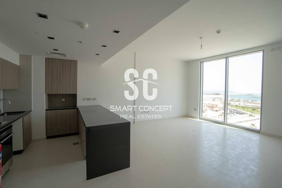 2 Vacant   Comfortable Unit with Modern Finishing