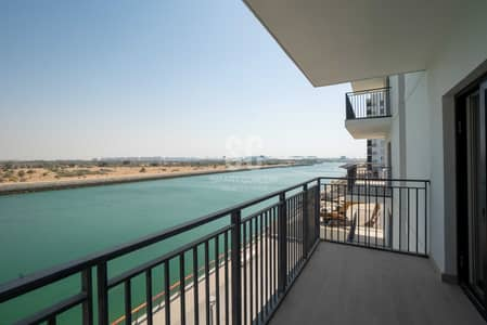 2 Bedroom Apartment for Sale in Yas Island, Abu Dhabi - Perfect Investment | Breathtaking Full Canal View