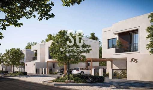 فیلا 4 غرف نوم للبيع في جزيرة ياس، أبوظبي - Newly-launched Stand-alone Villa   5% Down Payment