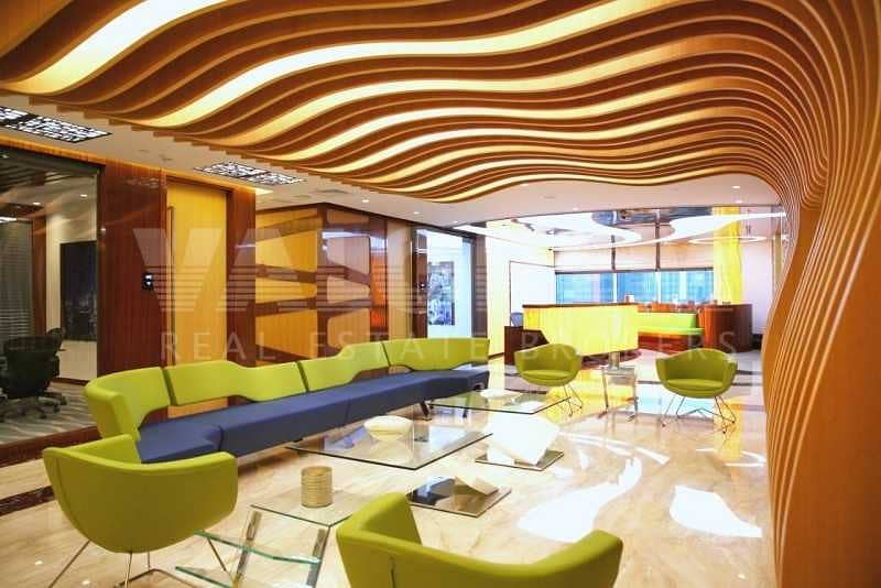 Business Centre | Fully Furnished | Great Space
