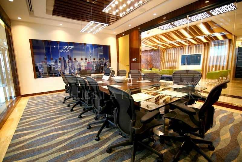 2 Business Centre | Fully Furnished | Great Space