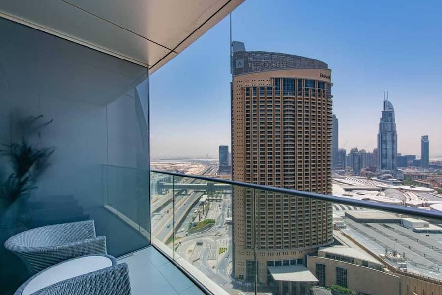 10 Burj Khalifa View | Bills Inclusive | Spacious