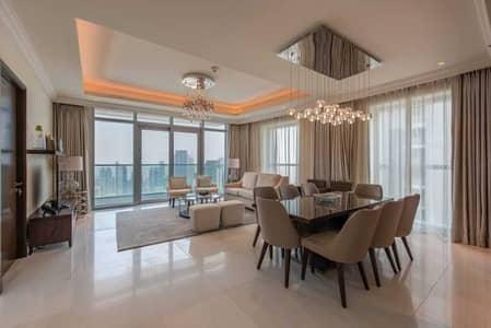 فلیٹ 2 غرفة نوم للايجار في وسط مدينة دبي، دبي - Vacant   Front Unit   High floor   Marvelous Apt