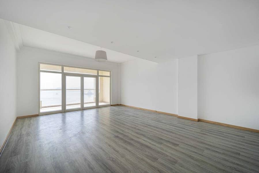 2 Vacant | Unfurnished | Upgraded | Nice View