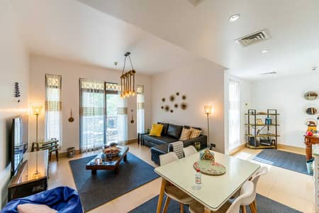 1 Bedroom Apartment for Rent in Old Town, Dubai - Large Layout | Fully Furnished | Study
