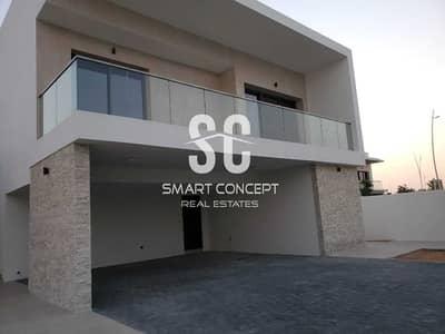 6 Bedroom Villa for Sale in Yas Island, Abu Dhabi - A Huge Villa with Maid's Room and Backyard
