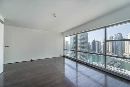 شقة 3 غرف نوم للبيع في دبي مارينا، دبي - Unfurnished | Dubai Marina View | Spacious