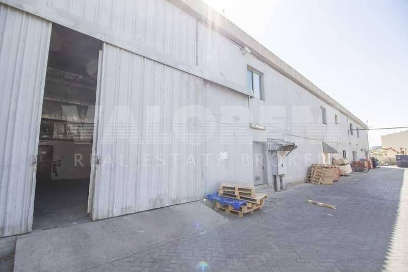 Prime Location I Modern Logistic I Warehouse
