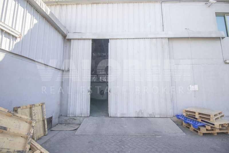 16 Prime Location I Modern Logistic I Warehouse
