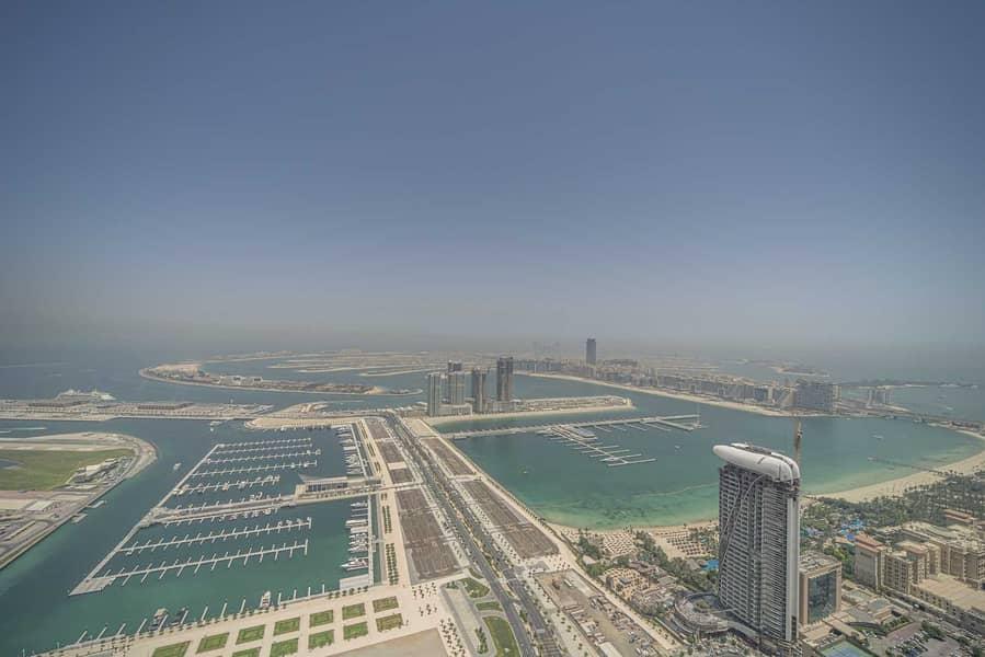 13 Panoramic Sea View | Unfurnished | Spacious