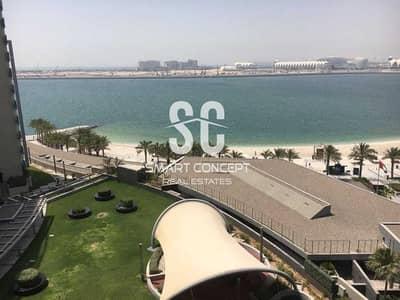 شقة 3 غرف نوم للايجار في شاطئ الراحة، أبوظبي - Vacant Unit | Sea View | Great Layout
