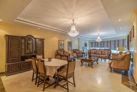 شقة 3 غرف نوم للبيع في دبي مارينا، دبي - Quality Finishes | Spacious Family Home in Marina