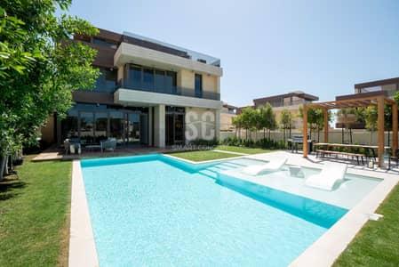 فیلا 4 غرف نوم للبيع في جزيرة السعديات، أبوظبي - Last Available | Beachside Luxury | 4.5 Years Payment Plan
