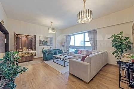 شقة 3 غرف نوم للبيع في الخليج التجاري، دبي - TENANTED | FULLY FURNISHED | UPGRADED | SPACIOUS