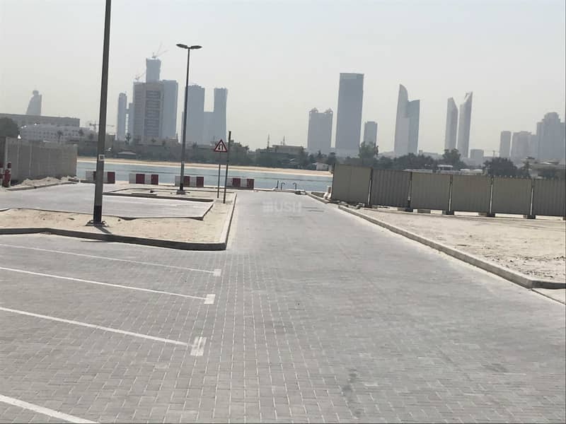 16 50 meters from the beach   burj khalifa and skyline view