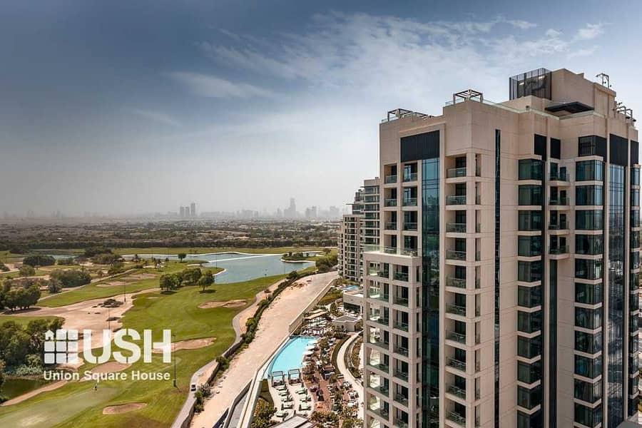 2 Penthouse   Golf Course View   Marina Skyline