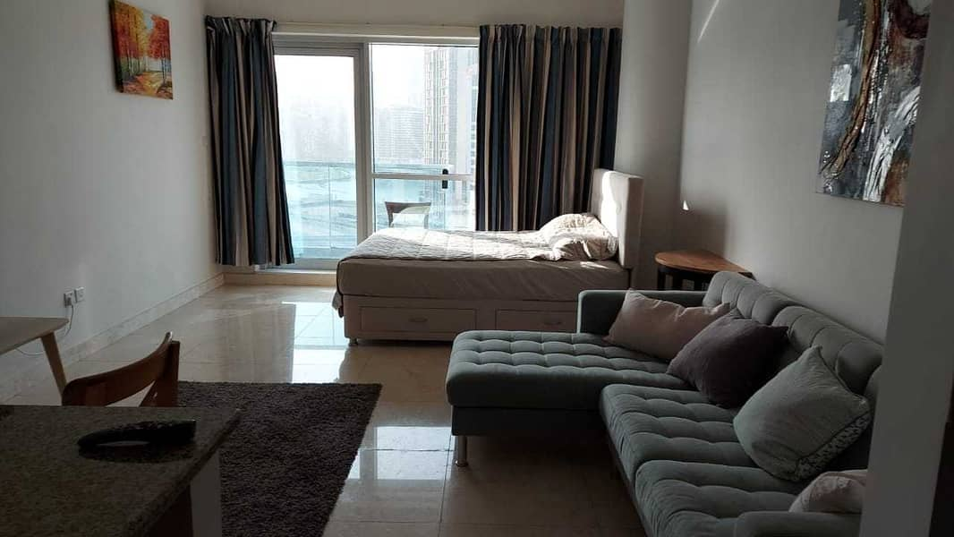 4 STUDIO FOR RENT | BUSINESS BAY | FULLY FURNISHED