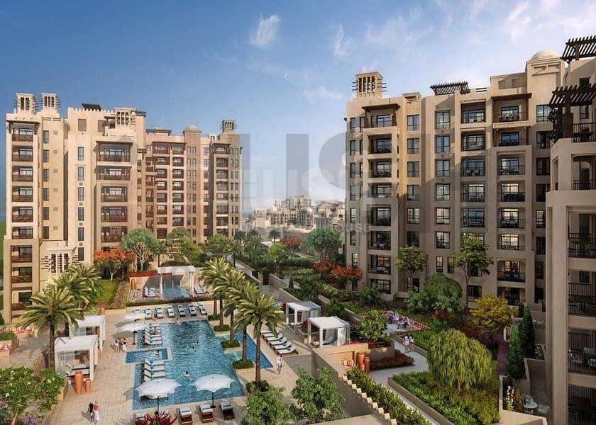 6 RAHAAL 4BR I Burj and Sea View in Madinat Jumeirah